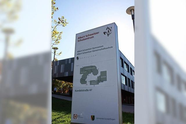 Mehrere Einbrüche in Gundelfinger Schulen