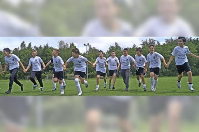 Zwei Juniorenteams des SV 08 feiern Aufstieg