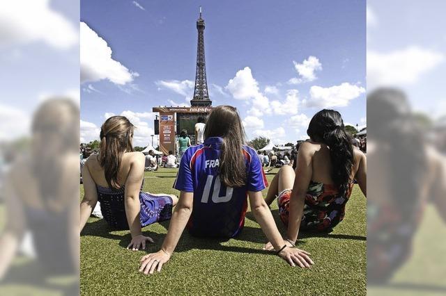 Adieu, Tristesse? Was Paris sich von der EM verspricht