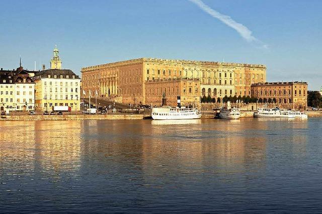 Schwedens König Carl Gustav sorgt sich um Aussicht