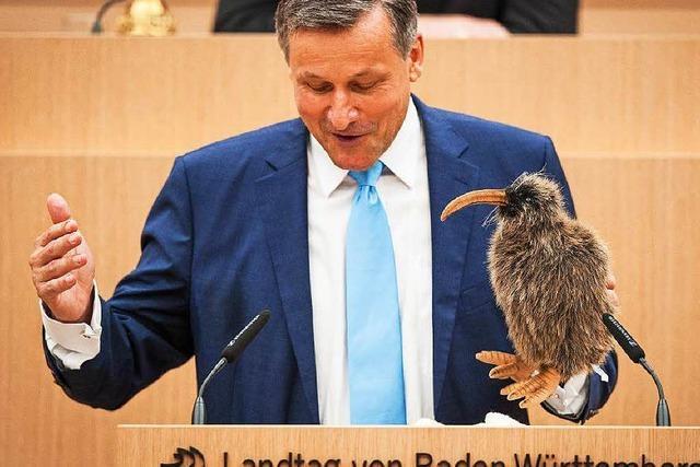 Härtere Gangart im neuen Landtag