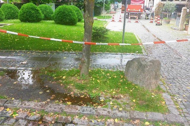 Speiseöl löste die Unfälle in Bad Krozingen aus