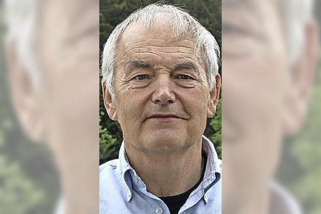 BZ-Interview mit dem Windkraft-Aktivisten Wener Roos