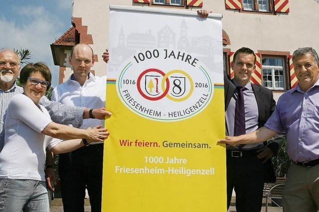 Friesenheim feiert 1000 Jahre urkundliche Ersterwähnung