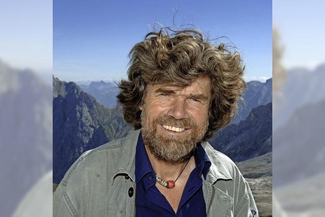 Extrem-Bergsteiger hält neuen Bildervortrag in der Oberrheinhale