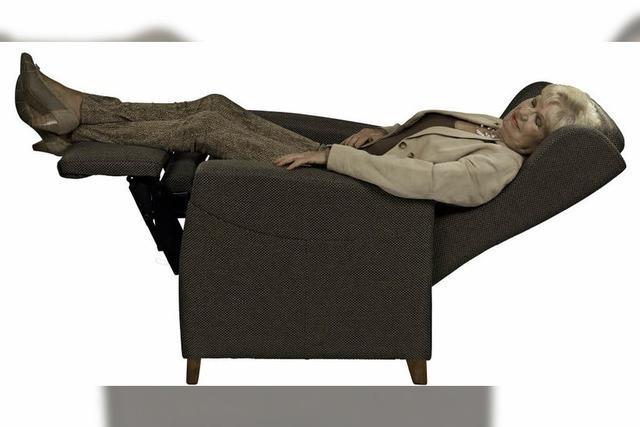 Möbel, die den Rücken erfreuen