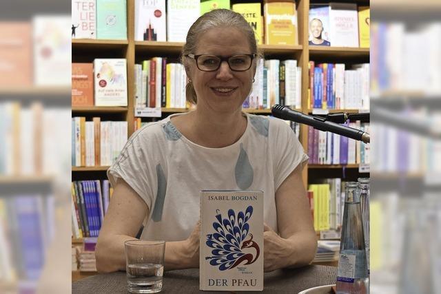Eine deutsche Autorin mit britischem Humor