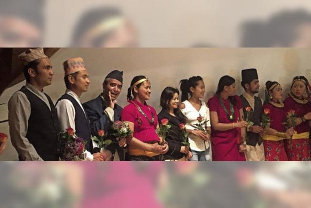 Nepal-Benefizveranstaltung