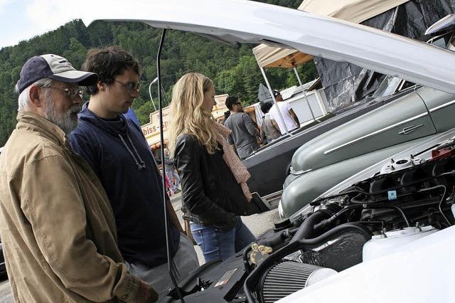 US-Car-Treffen