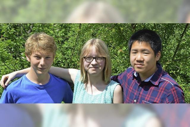 LEUTE IM LANDKREIS: Junges Trio für Alte Musik