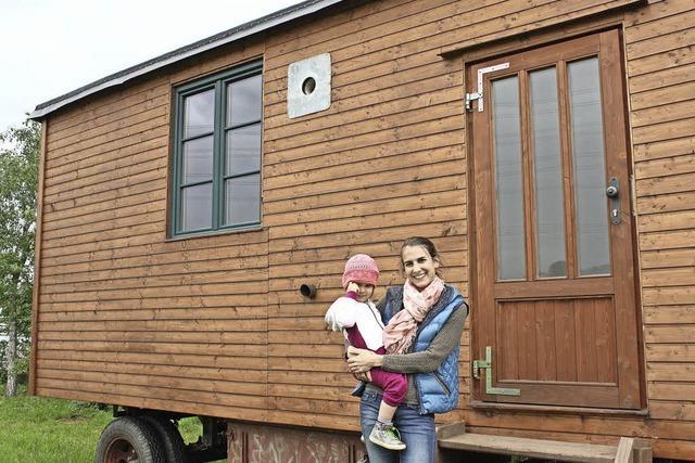 In Bad Krozingen eröffnet im September der erste Waldkindergarten