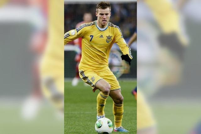 Hoffnungsspieler Jarmolenko ohne Heiligenschein
