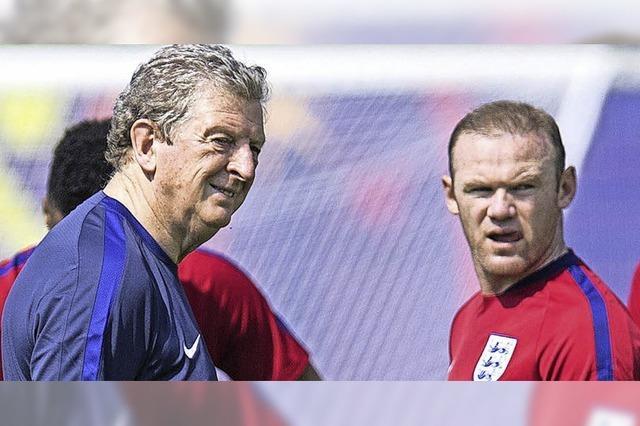Wayne Rooneys letzter Versuch