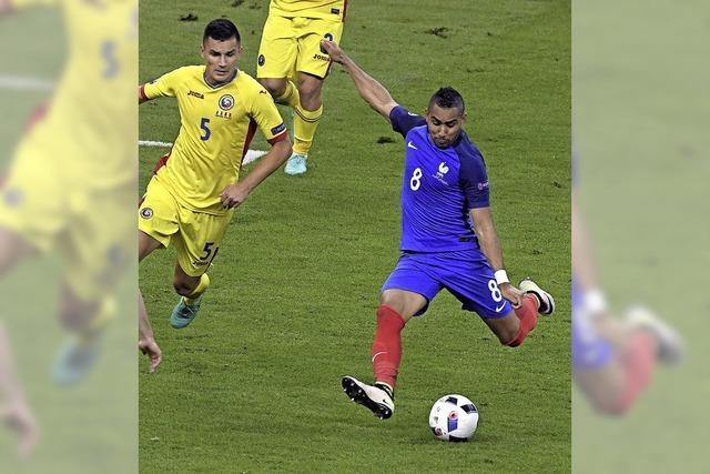 Der glückliche Sieger heißt Frankreich