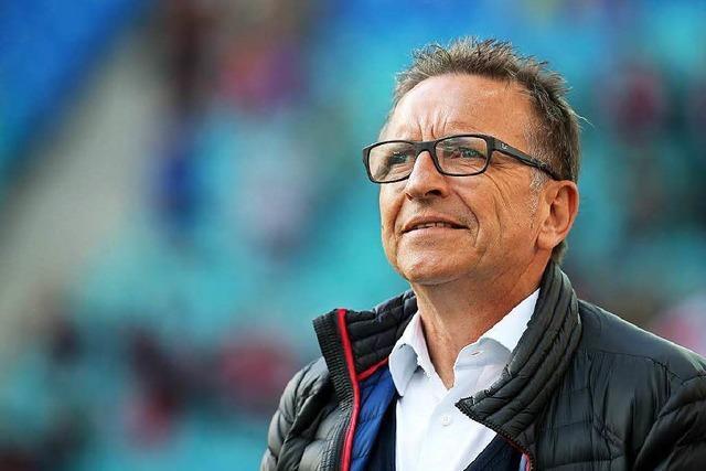 Norbert Meier wird neuer Trainer bei Darmstadt 98