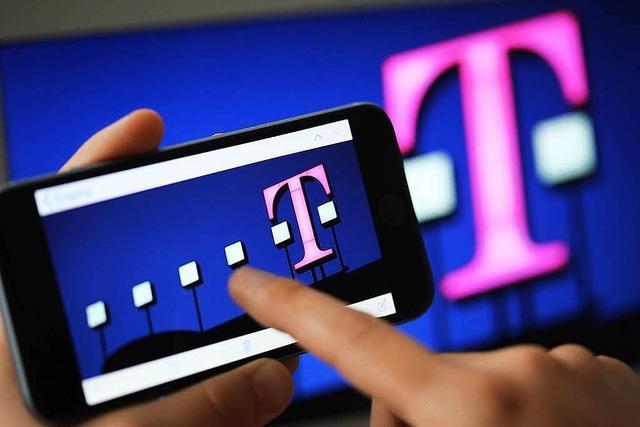 Störung im Mobilfunknetz der Telekom behoben