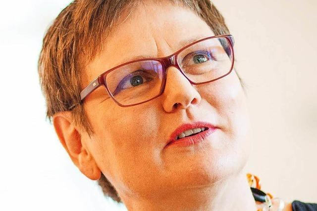 Verdi-Landeschefin Breymaier will SPD-Vorsitzende werden