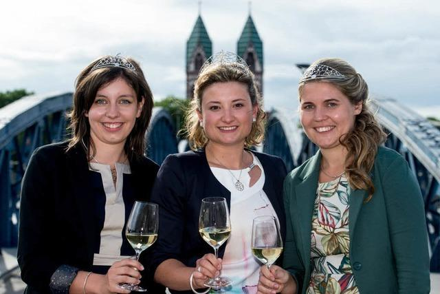 Magdalena Malin aus Meersburg ist neue Badische Weinkönigin