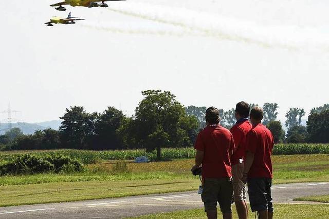 Drohnen am Himmel: Modellflieger gegen neue Gesetze