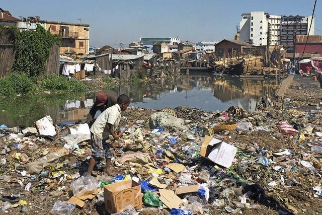 Tausende Kinder in Madagaskar sterben an Mangelernährung