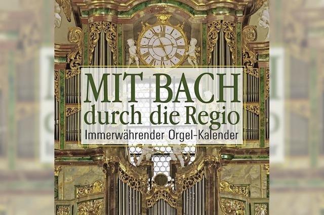 REGIO-KALENDER: Bilder einer Orgellandschaft