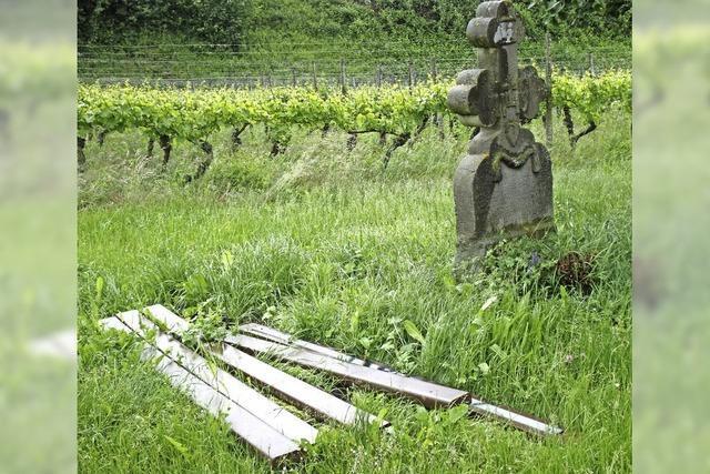 Bauarbeiten erst nach dem Weinfest