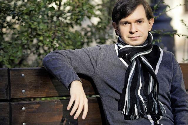 Der ungarische Pianist István Lajkó zu Gast in Laufen