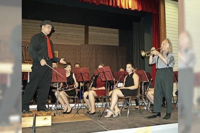 Musikalisch und akrobatisch virtuos