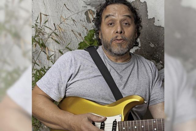 Aus Chicago kommt Tino Gonzales mit seiner Band ins