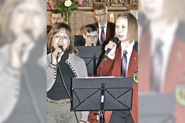 Benefizkonzert für St. Georg mit neuer Suite