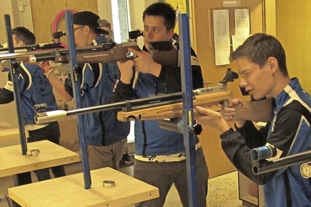 Anerkennung für 200 Jahre Schützengesellschaft