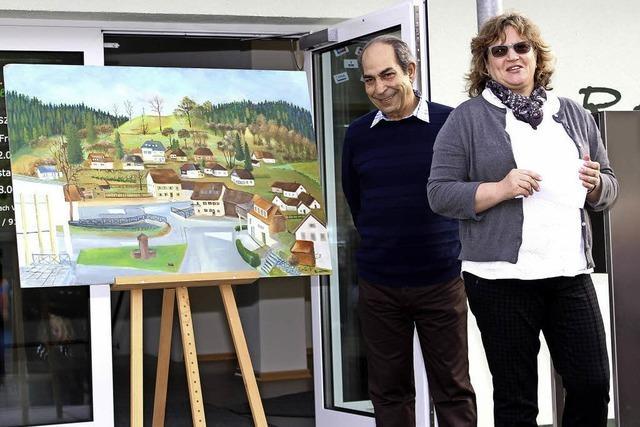 Bilder von Flüchtlingen: Die Ausstellung im Tegernauer Rathaus wird verlängert