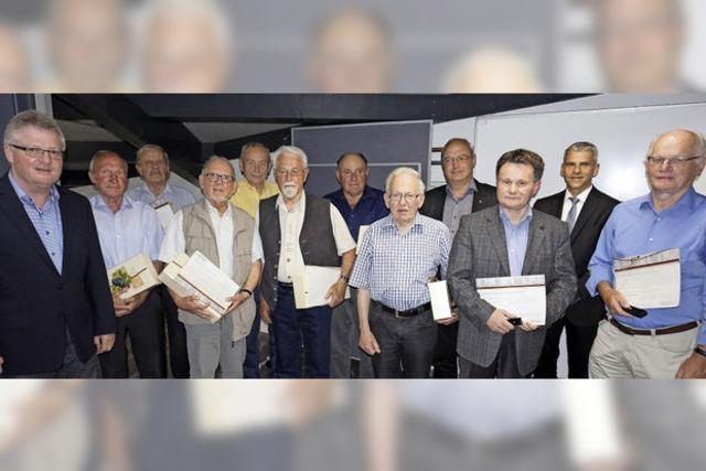 Vogtsburg bleibt eine CDU-Hochburg