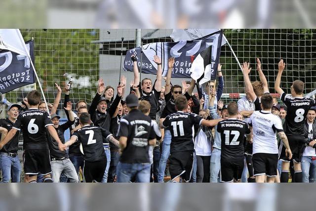 Schonach mit 5:2-Sieg auf dem Weg in die Landesliga