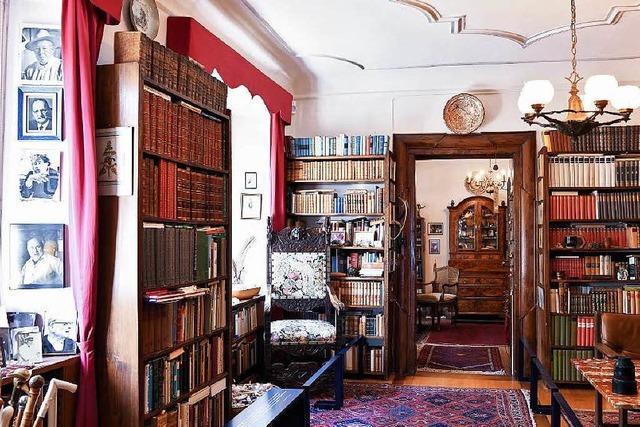 Eine Dauerausstellung im Ernst-Jünger-Haus