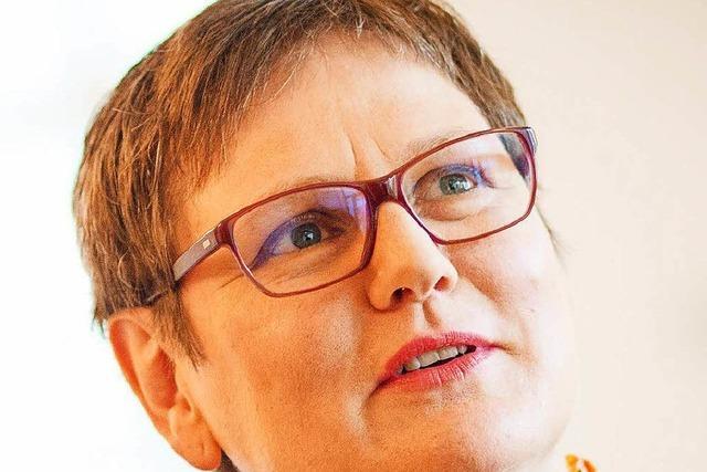 Nachfolge von Schmidt: Leni Breymaier will SPD führen