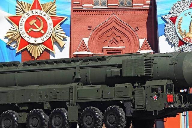 Friedensforschungsinstitut kritisiert Atomwaffen-Technik