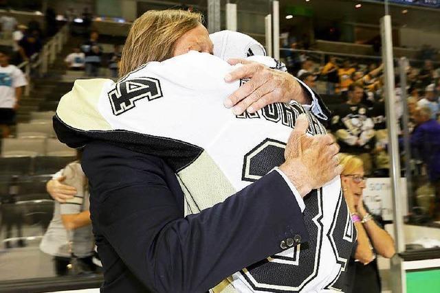 Tom Kühnhackl gewinnt den Stanley Cup