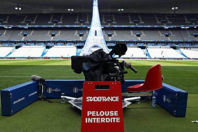 Uefa-Zensur: Krawalle und Flitzer werden ignoriert