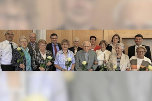 40 Jahre im Dienste der Senioren