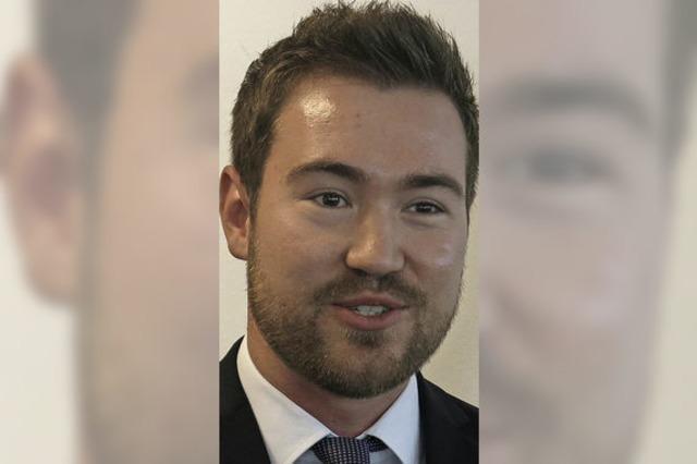 Phillipp Knappe wird neuer Chef der Barmer GEK Emmendingen