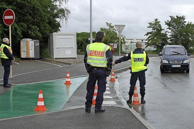 Bundespolizei leistet bei der EM Sonderschichten