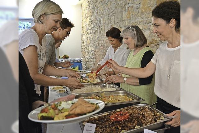 Syrische Küchenkunst genossen