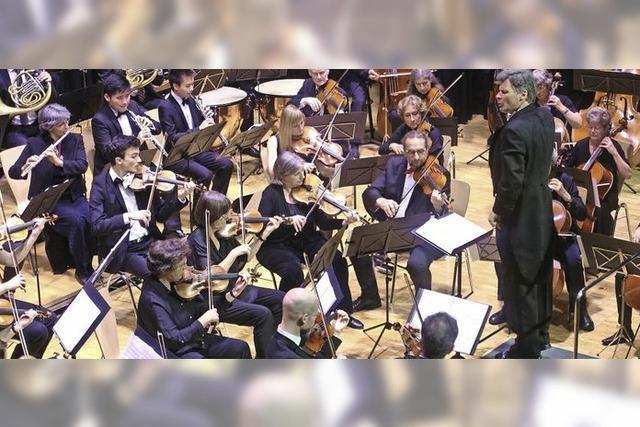Orchester soll Bestandteil der Schlosskonzerte werden