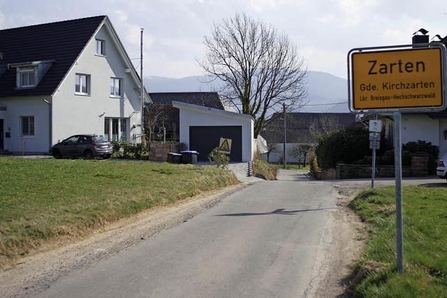 Mehr Verkehrssicherheit in der Wittentalstraße