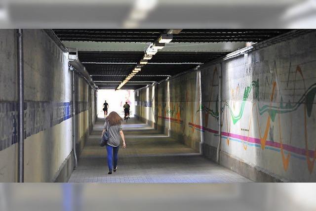 Bahn will Nordunterführung am Offenburger Bahnhof erneuern