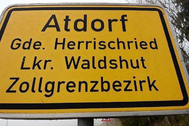 Pumpspeicherwerk Atdorf: Rund 800 Einsprüche liegen vor