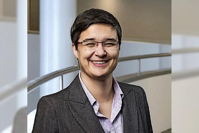 Hanna Böhme soll neue Chefin der Freiburger FWTM werden