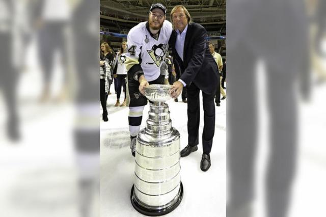 Tom Kühnhackl gewinnt als dritter Deutscher den Stanley Cup