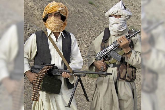 Homosexuelle gibt es auch bei den Taliban